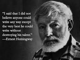 Hemingway Quotes New 48 Essential Ernest Hemingway Quotes About Writing