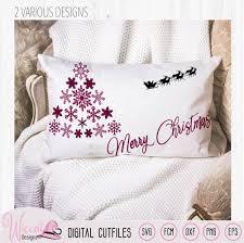 Snowflake christmas tree png image. Snowflake Christmas Tree Merry Christmas Wiccat Designs