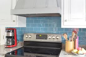 kitchen backsplash glass tile blue. Kitchen Backsplash Glass Tile Blue E