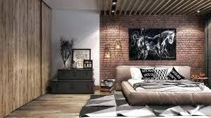 Brick Wall Wallpaper Bedroom Brick Bedroom White Brick Wall Bedroom With  Exposed Brick Loft Bedroom Decorating