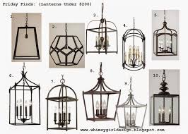 whimsy girl friday finds lanterns under 200 kitchen island hanging lightslantern lighting