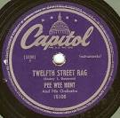 Twelfth Street Rag