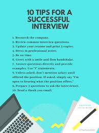 Interview Tip They Work Everytime Tipthursday Student Highschool