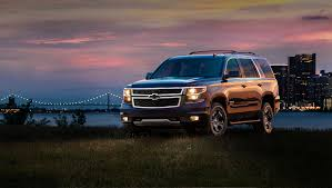 2017 Chevy Tahoe and Suburban Midnight Edition Models Announced ...