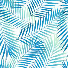Summer Gradient Tropical Palm Tree ...