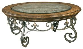 wrought iron end tables with glass tops coffee tables ideas wrought iron coffee table with glass