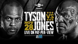 Jones first began his career at 154. Mike Tyson Vs Roy Jones Jr Preview How To Watch Date Time Rules And Undercard Essentiallysports