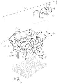 engine subsections europe basic engine gaskets mountings acircmiddot engine block