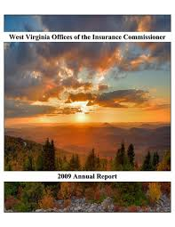 206 w terra ln, o'fallon, mo 63366, usa. West Virginia Offices Of The Insurance Commissioner 2009 Annual
