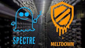 Resultado de imagen de Meltdown y Spectre