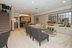 Open Plan Living Room Open Plan Kitchen Living Room Terraced House Living Room Design