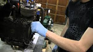 onan engine teardown