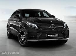 Купить новый Mercedes-Benz GLE Coupe AMG C292 43 в Москве ...
