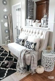 church foyer furniture. Church Foyer Furniture Ideas Elegant Fall Entryway Decor Setting For Four