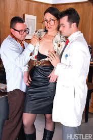 Hustler New 2011 TA Ghostbusters Sarah Shevon 200483 Pornstar.