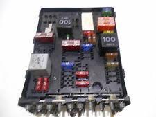 vw passat other electrical components vw passat b6 golf mk5 eos fuse box 1k0937124q