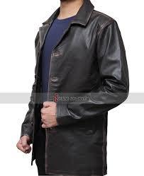 supernatural dean winchester jacket supernatural coat distressed supernatural leather jacket