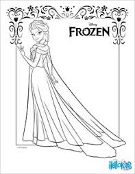 Small Picture Elsa Coloring Pages Castle Elsa and Her Ice Castle Frozen