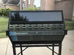 Table Top Vending Machine Cool TABLE TOP VENDING Machine 4848 PicClick