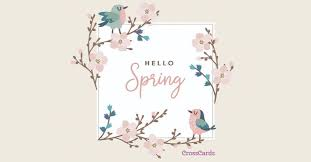 Spring Photo Cards Hello Spring Ecard Free Spring Cards Online