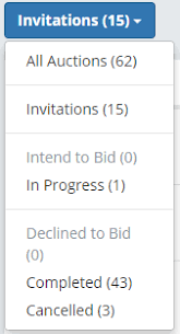 Auction Invitations S Accessing Auction Sourcedogg