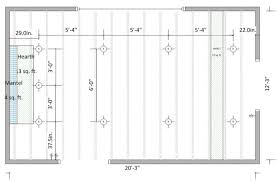 ... Recessed Lighting Layout Opinions Liiving Room Lighting Kitchen ...