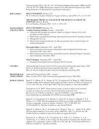 How To Do Resume Cover Letter Impressive Organic Chemistry Cover Letter Great Journal Of Organic Chemistry