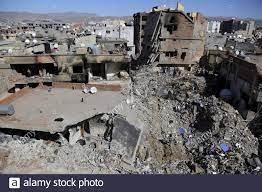 Kurdische Stadt Von Cizre Stockfotos und -bilder Kaufen - Alamy