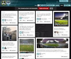 Social Hub The Year Of The Social Hub Digital Sport