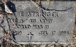 Guy Everett Stringer (1919-1994) - Find A Grave Memorial
