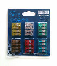 car fuses fuse boxes boyz toys assorted car fuses 24 pack 7 5 10 15 20 25 30 amp fits most