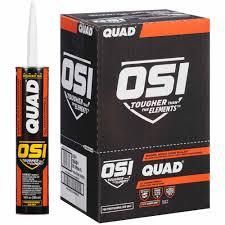 Quad Sealant Color Chart Osi Quad Voc Window Door Siding Sealant Carton Of 12