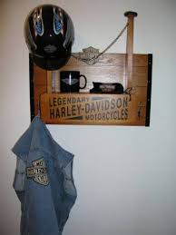 Harley Davidson Coat Rack Inspiration Anyone Seen This Helmet Rack Harley Davidson Forums