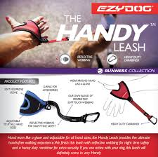 the handiest product we have ever seen leura doggie store have you ever wanted to take a hands approach to dog walking go completely hands the ezydog handy leash