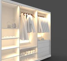 closet lighting. Perfect Closet Image Of White Led Closet Light Fixture And Lighting L