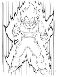 The dragon ball z coloring pages will grow the kids' interest in colors and painting, as well as, let them interact with their favorite cartoon character in their imagination. Dragon Ball Z Coloring Pages Download And Print Dragon Ball Z Coloring Pages