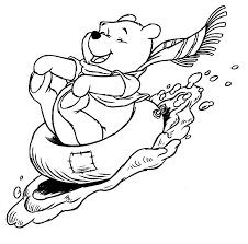 Small Picture Winter Theme Coloring Pages Pictures to Colour Disney