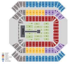 Bts Seating Chart 39 Perspicuous Staples Center One Direction Concert Seating