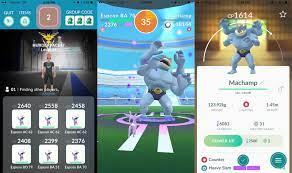 Solo Machamp raid - just finished my sixth Espeon buddy trick & saw a  nearby Machamp raid a few hours later: TheSilphRoad