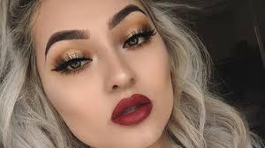 cute everyday natural makeup tutorial 1