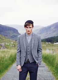 harris tweed jacket 85 95 harris tweed waistcoat 30 shirt 10 12 trouser 12 17 belt 4 5 hat 3 4