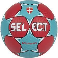 Купить <b>мяч гандбольный Select Mundo</b> р. 3 недорого. Спектр Спорт