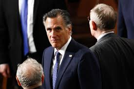 Impeachment trial: Mitt Romney voted to convict Trump of abuse of power,  breaking with his party - Vox