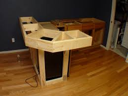 basement corner bar ideas. Basement Corner Bar And Construction Everything Is Just Sort Of Propped Up Its Not Ideas