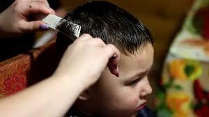 Jungen Kinderhaarschnitt Haare Selber Schneiden Bei Jungs