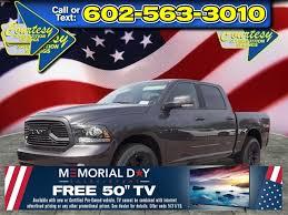 New 2018 RAM 1500 Sport Crew Cab in Mesa #80073 | Courtesy CDJR of ...
