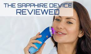 Sapphire Blue Light Therapy Sapphire By Zero Gravity Reviewed Does It Work