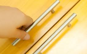Long Cabinet Pulls how to choose and install new cabinet knobs or pulls 9 steps 2376 by xevi.us