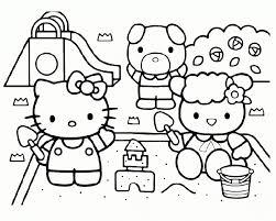 20 Nieuwe Kleurplaat Hello Kitty Hartje Win Charles