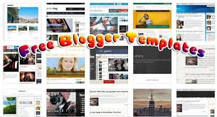 Free Blogger Templates For 2018 To Beautify Blogging Savedelete